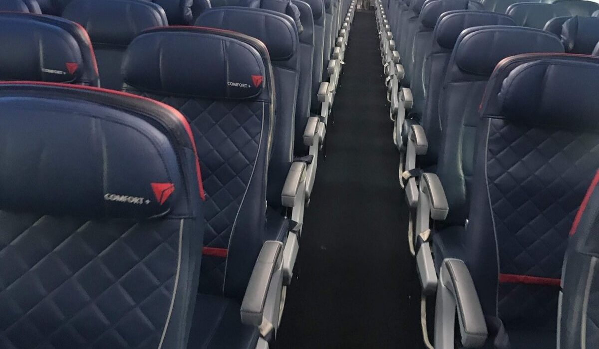 delta airlines review
