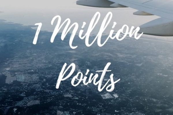1 million points, Qantas Frequent Flyer