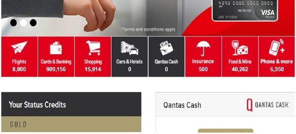 1 million qantas points