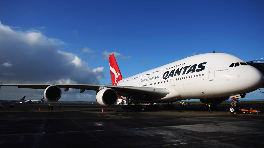 Qantas launches first 'points plane' service for frequent flyers