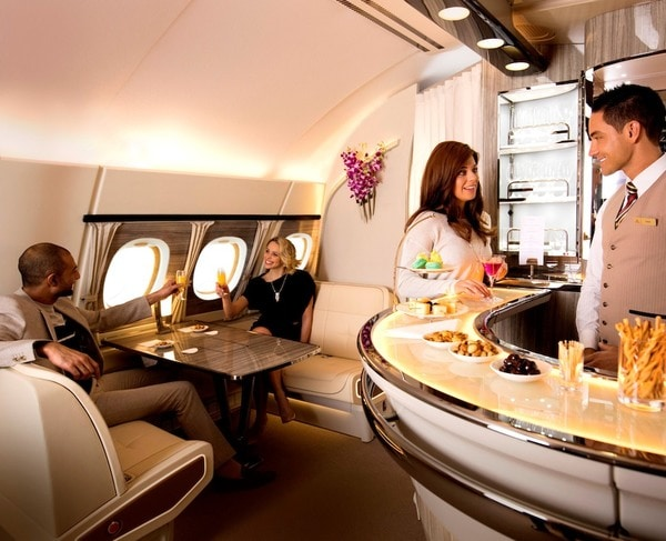 Emirates Award Flights, Qantas Points 1
