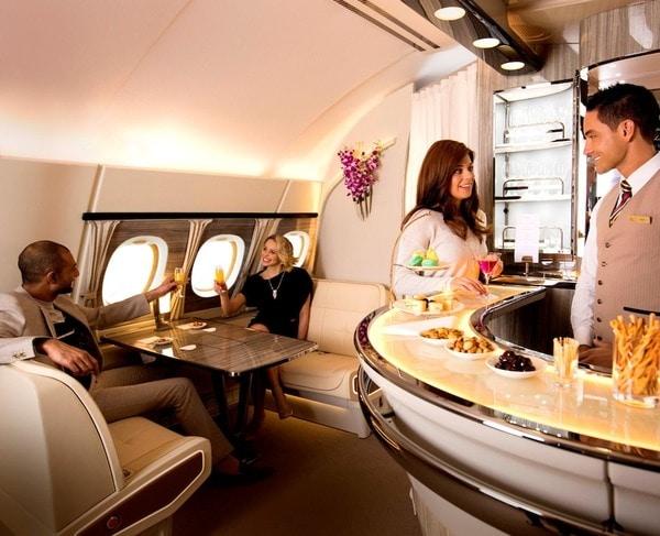 Emirates Award Flights, Qantas Points 1