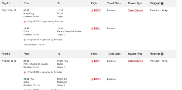 Pro Hack: I Saved $1,000 on Emirates Award Flights With Qantas Points