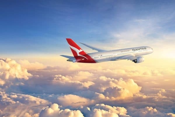 Qantas Dreamliner Fleet