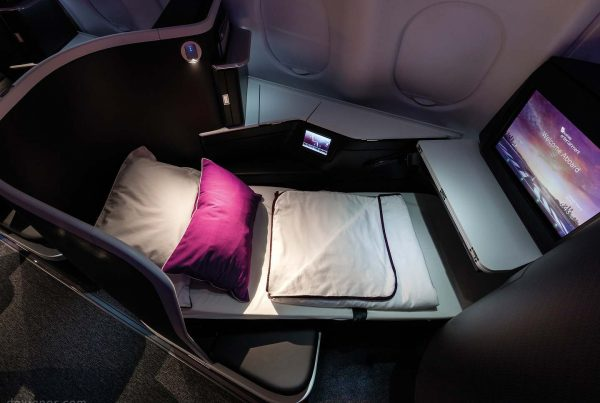 Virgin Australia Business Class, Velocity Frequent Flyer