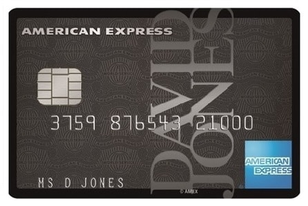 American Express David Jones credit card, David Jones American Express
