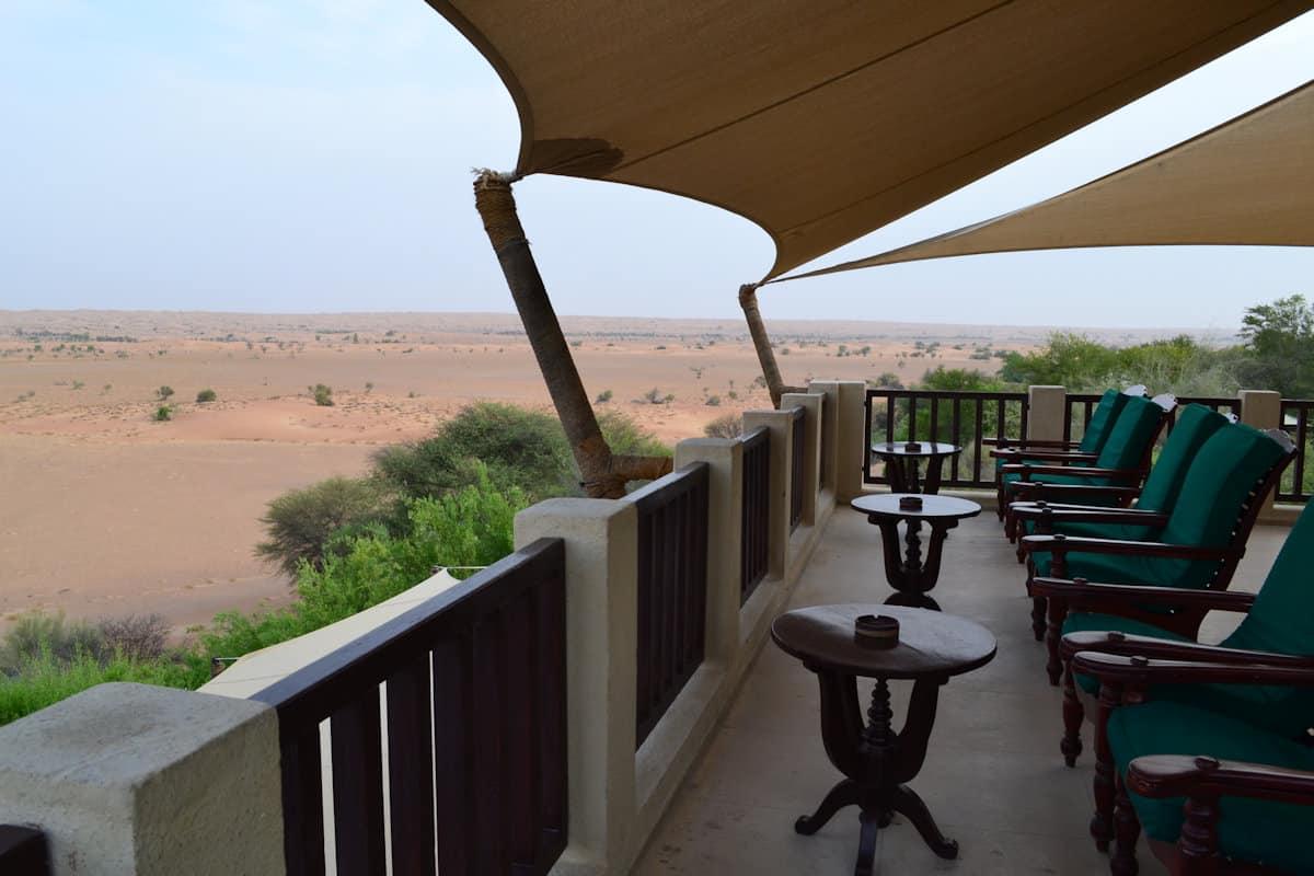 Desert Luxe: Al Maha Luxury Collection Resort