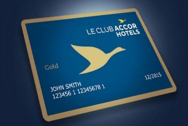 Accor Hotels Gold Status 1