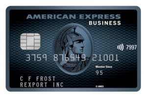 AMEX Business Explorer Credit Card, American Express