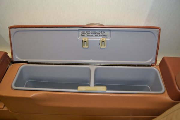Singapore Airlines First Class review