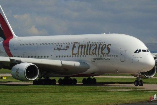 Emirates trans-Tasman A380