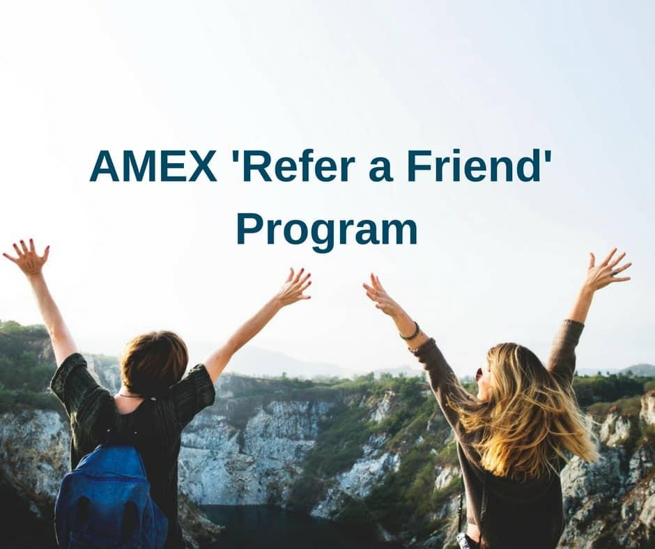 amex refer a friend program