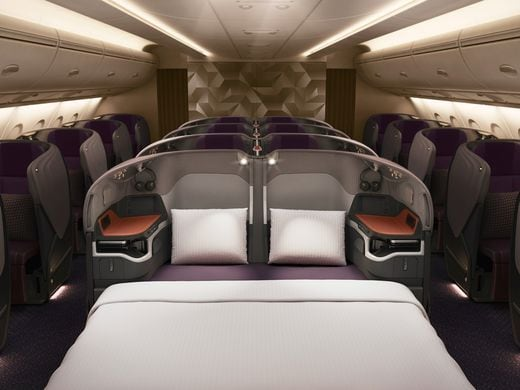 singapore airlines new suite