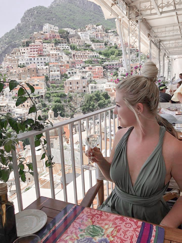 Luxury stay in Positano