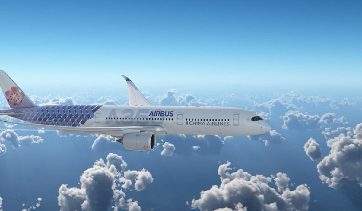 Fly China Airlines A350 trans-Tasman Business Class from just $425!