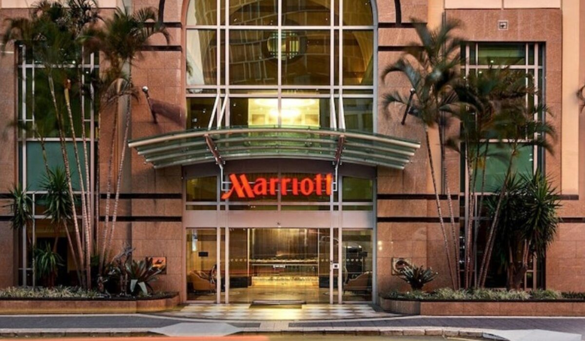 Redeeming AMEX points for top Marriott hotels