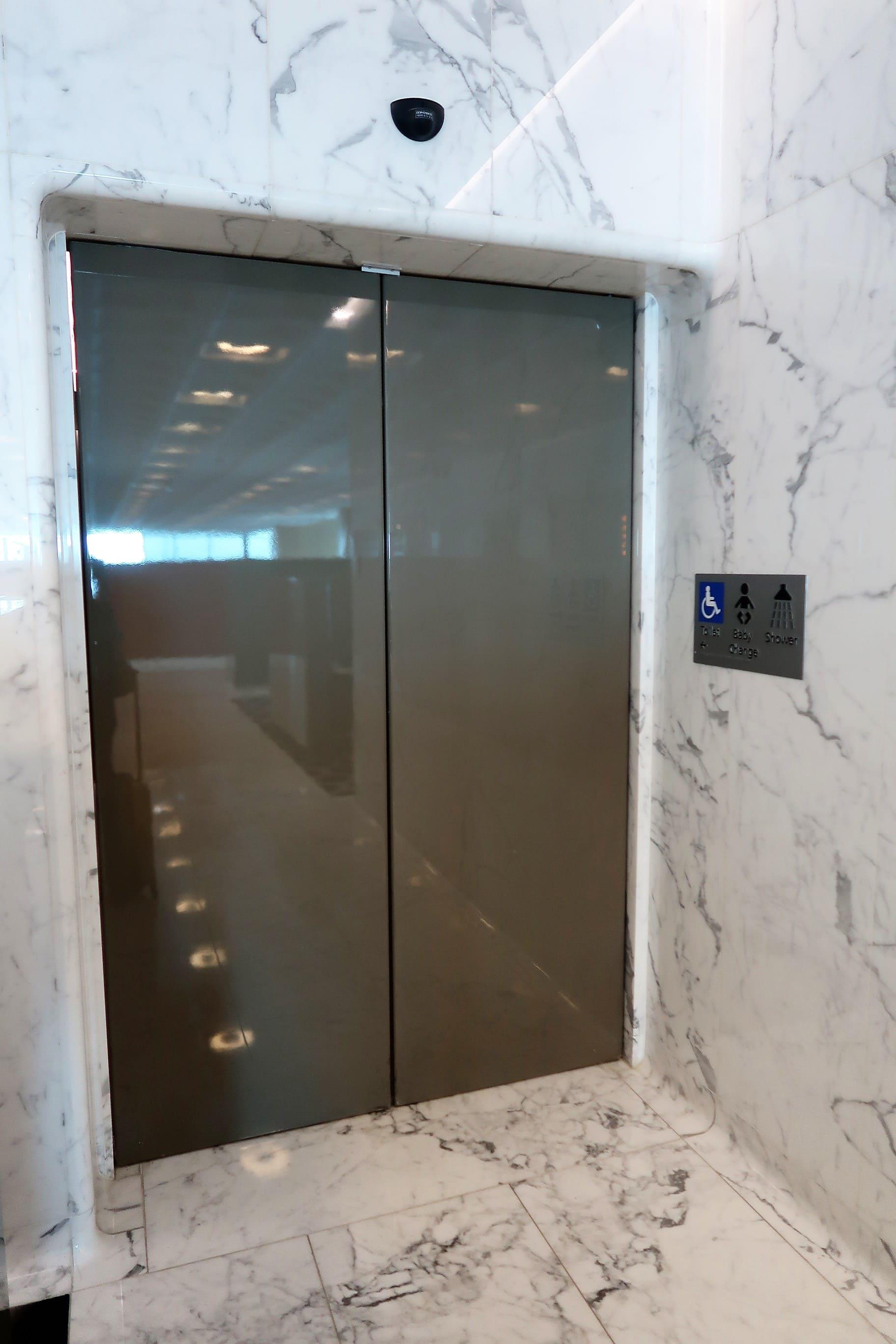 qantas spa melbourne entry