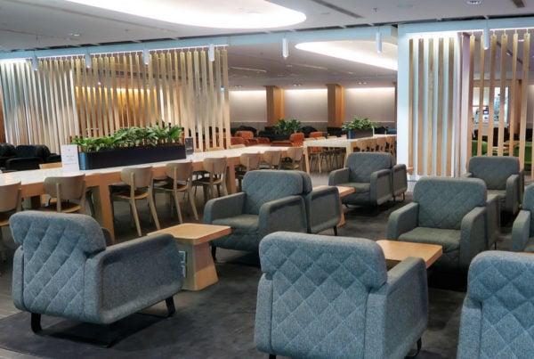 Singapore Qantas Club