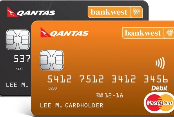 Bankwest Qantas Transaction account