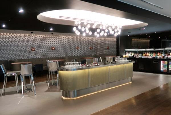 british airways lounge singapore review (6)