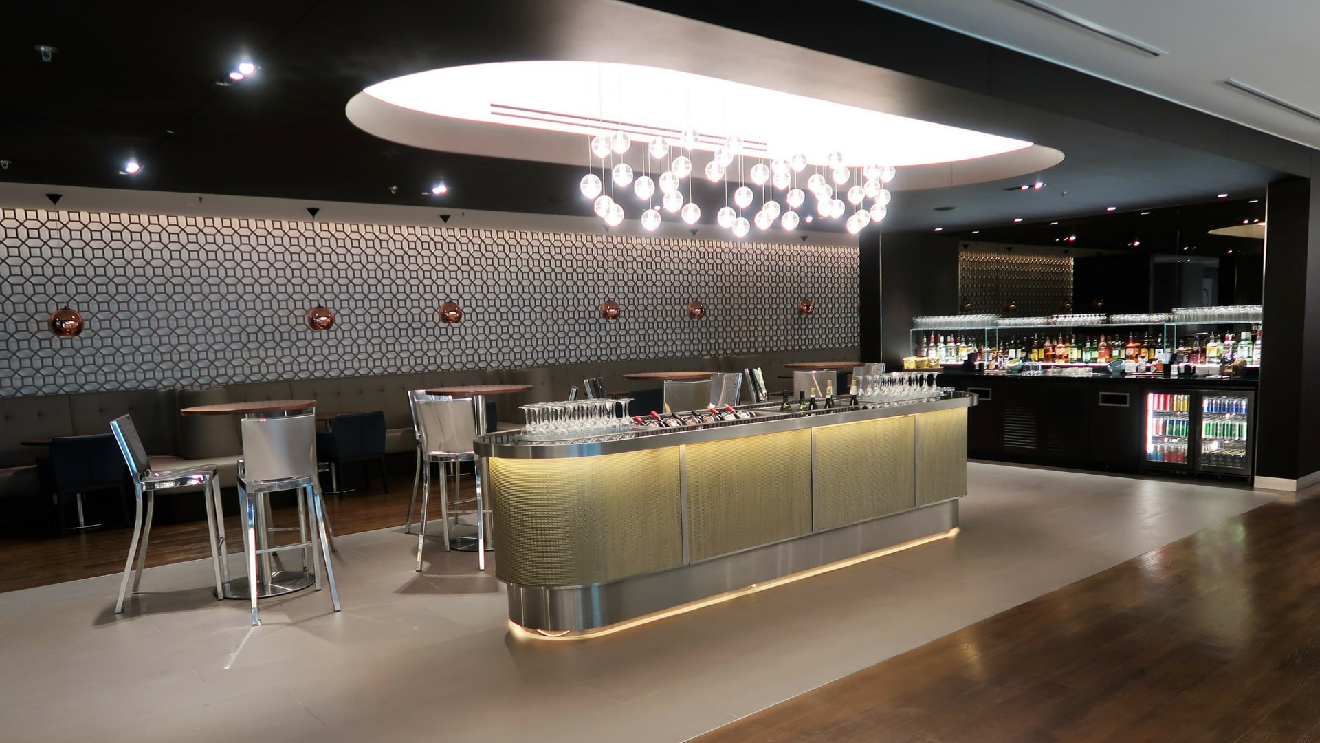 British Airways Singapore Lounge: A surprising visit