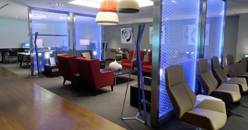 british airways singapore lounge review (3)