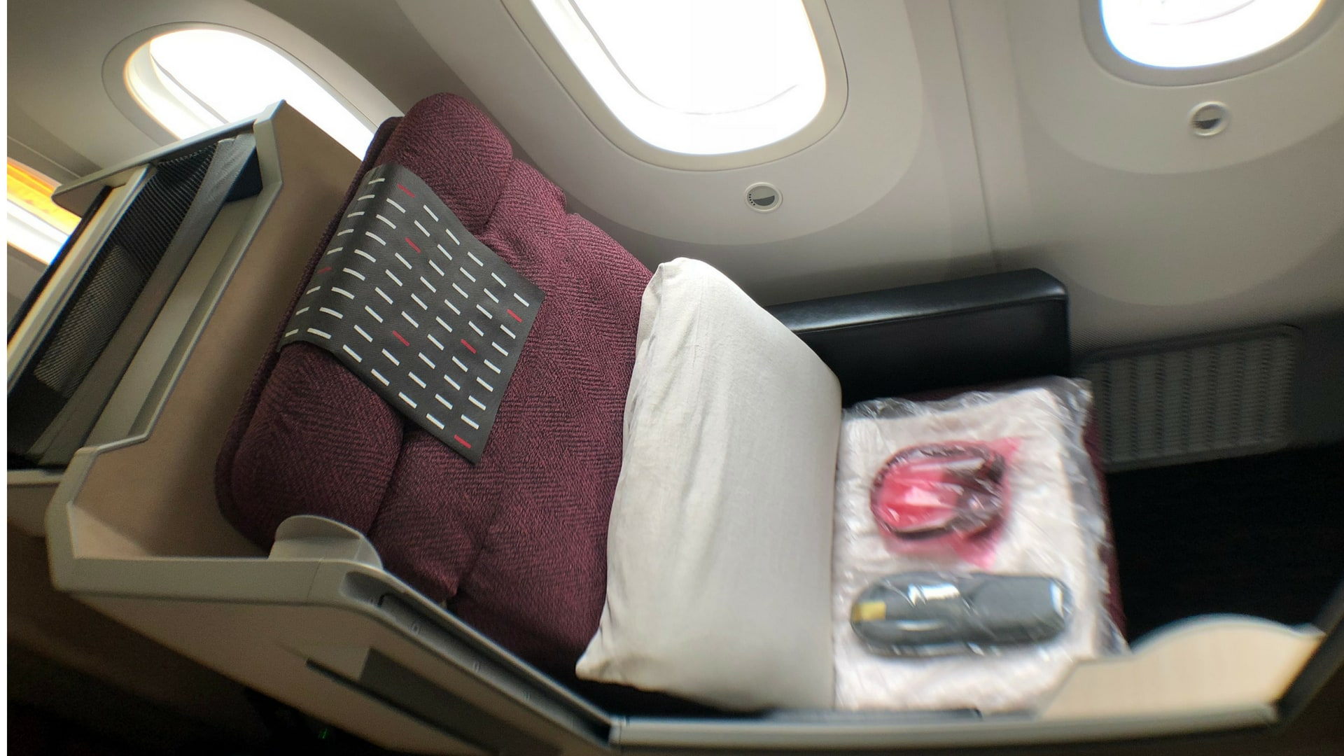 japan airlines business class