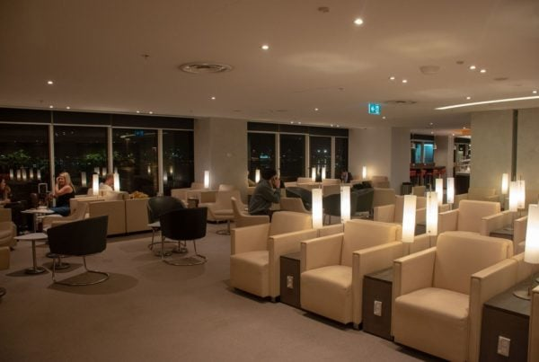SkyTeam Sydney Lounge