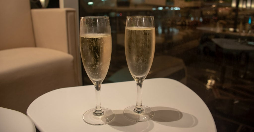 SkyTeam Sydney Lounge (2)