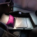 Virgin Airlines Business Class domestic