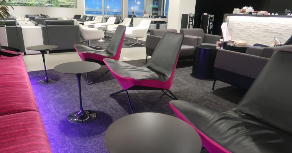 air nz auckland lounge