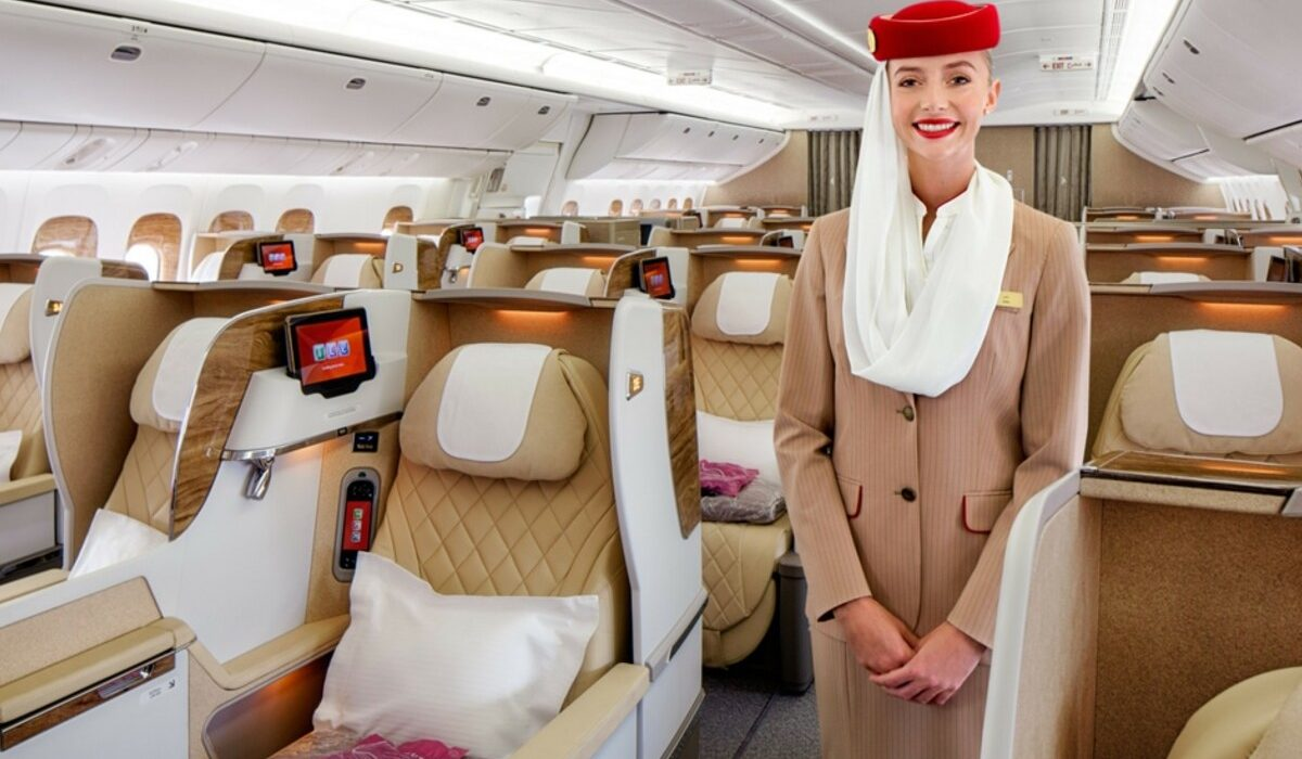 Emirates Skywards double tier promo