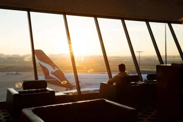 qantas first lounge news