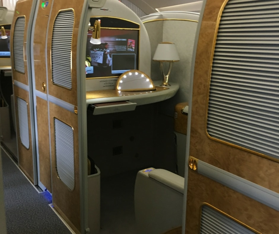 Last chance to book: Emirates trans-Tasman first class to Auckland