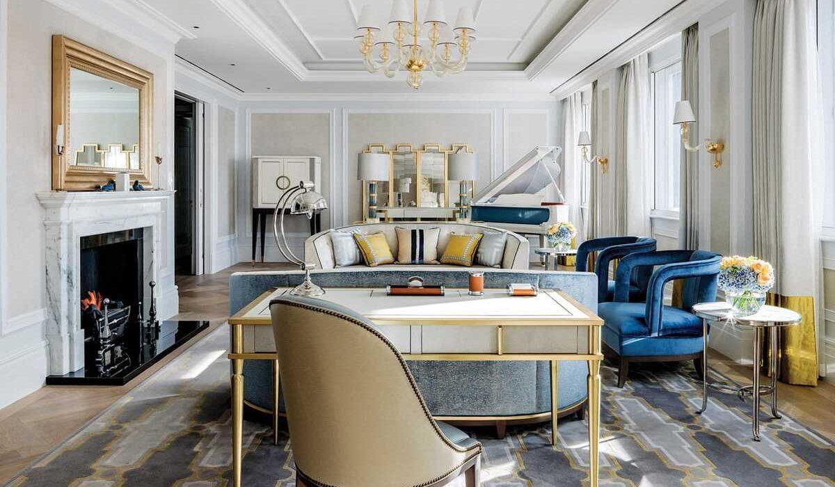 Langham London Sterling Suite