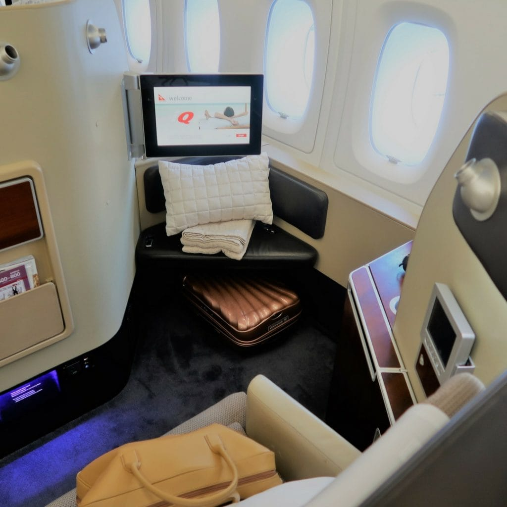 Qantas A380 First Class Review + 2019 Guide to Booking with