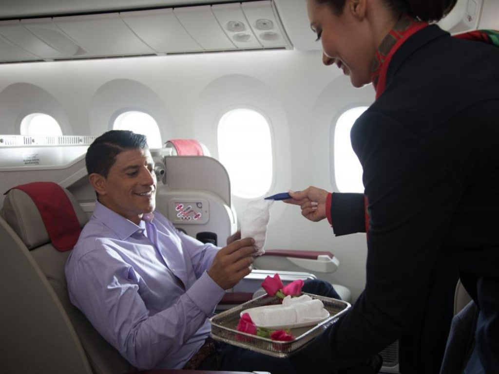Royal Air Maroc to join oneworld | The Champagne Mile
