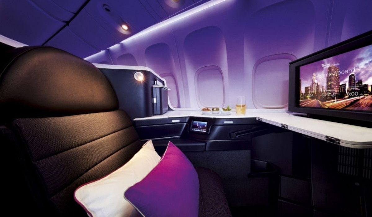 virgin Australia Double Velocity Points Offer