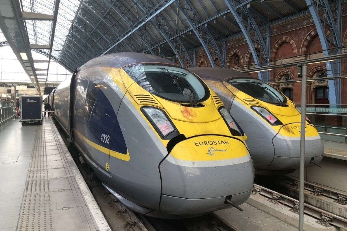 Eurostar Review: Paris to London (Standard Premier)