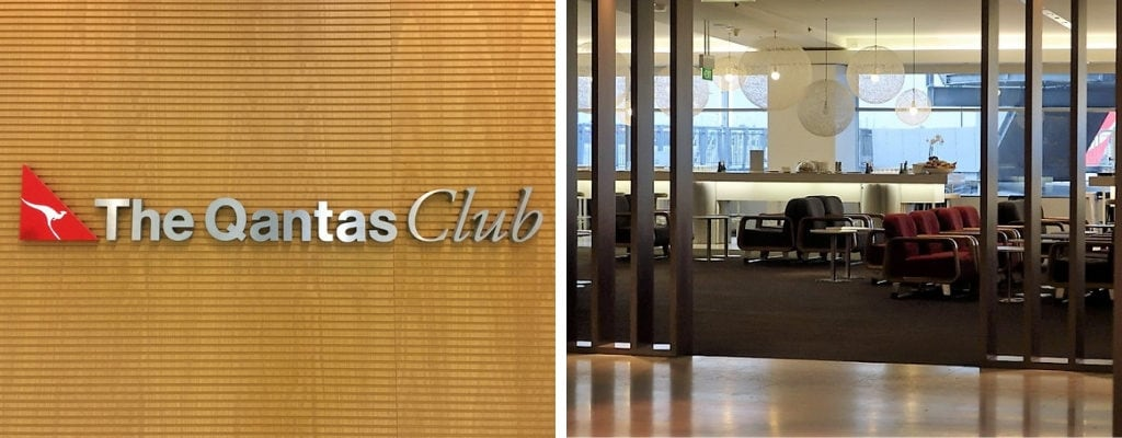 qantas club membership Lounge