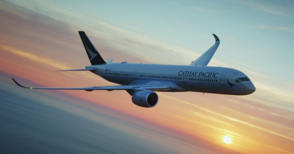 Cathay Pacific will honour First Class fares it sold at Economy prices