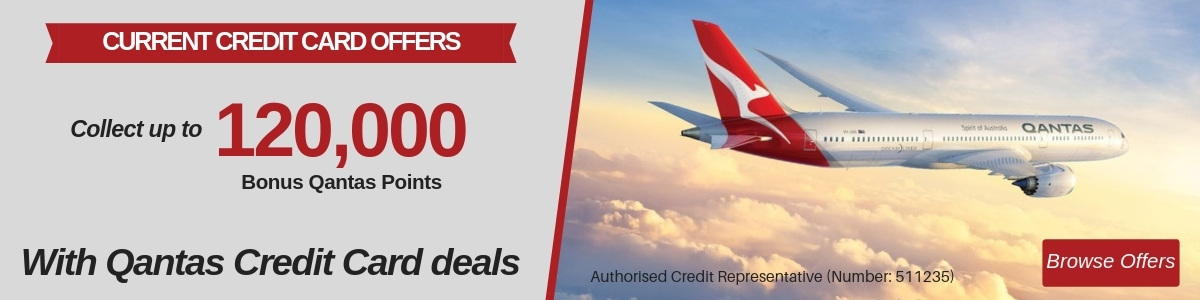 qantas credit card deals