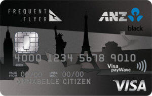 ANZ Frequent Flyer Black Card