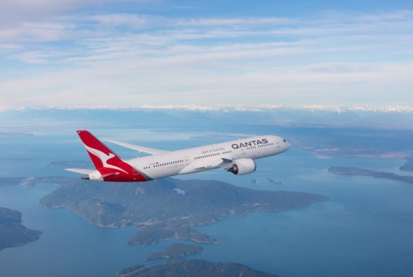 Qantas Dreamliner Quokka
