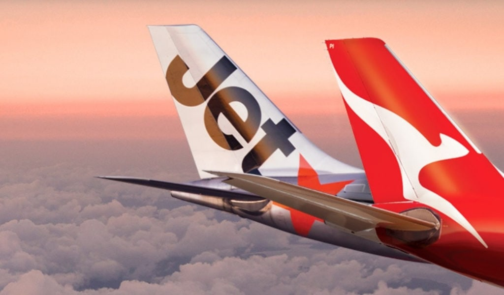 qantas status run jetstar max bundle
