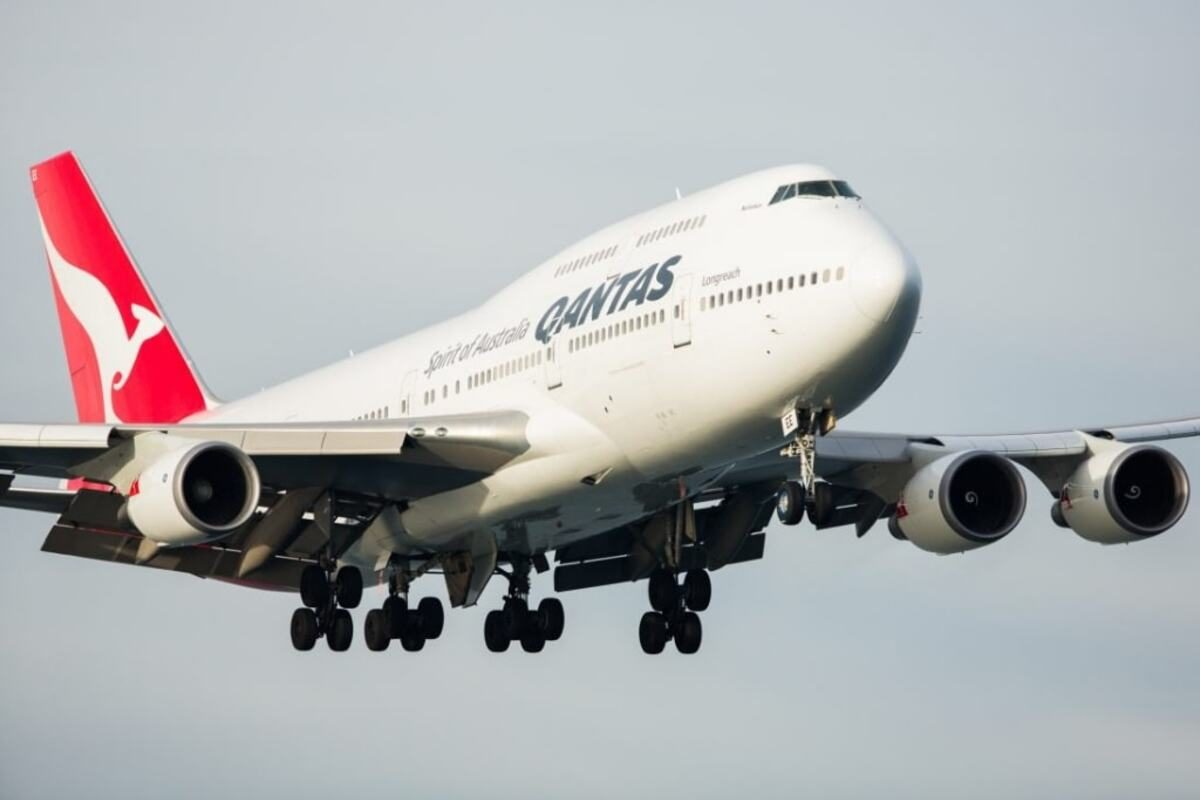 Qantas Rural Aid 747 Charter flight for $747 (Sold Out)