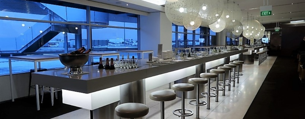 Qantas lounge guide