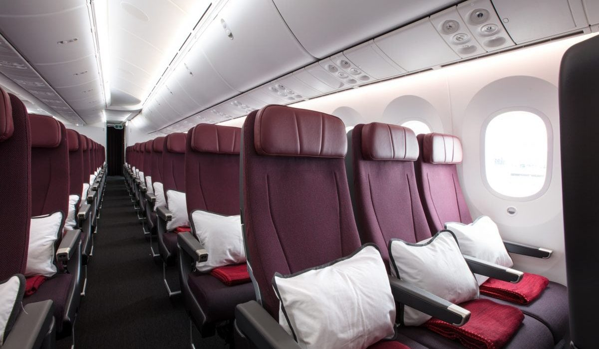 Inside the Qantas Dreamliner: Guide to the 787 | The ...