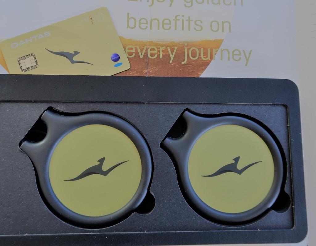 qantas status run gold