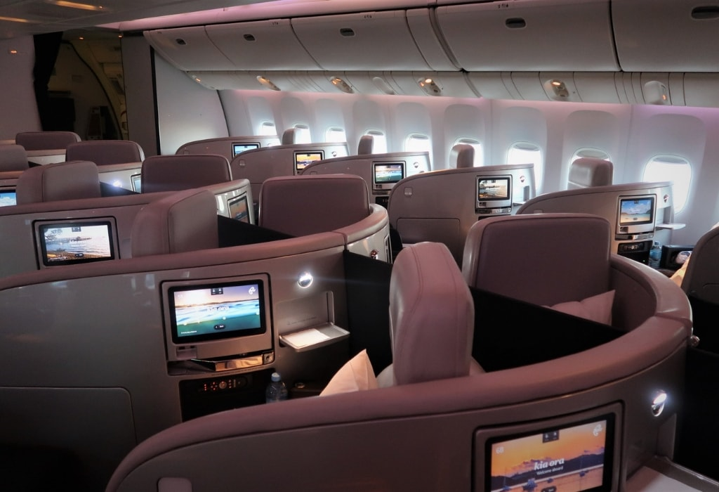How to book trans-Tasman business class for 15,000 points